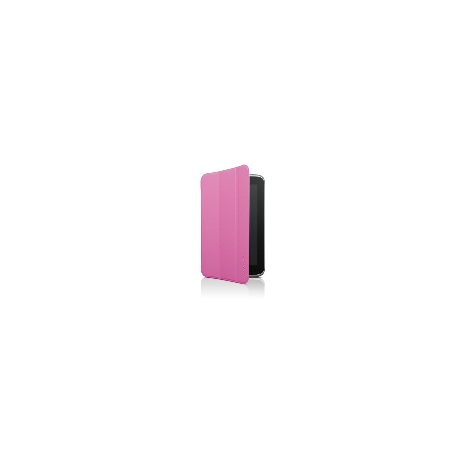 Чехол для планшета Lenovo 7 A1000 Case and film Pink (888015418) изображение 2