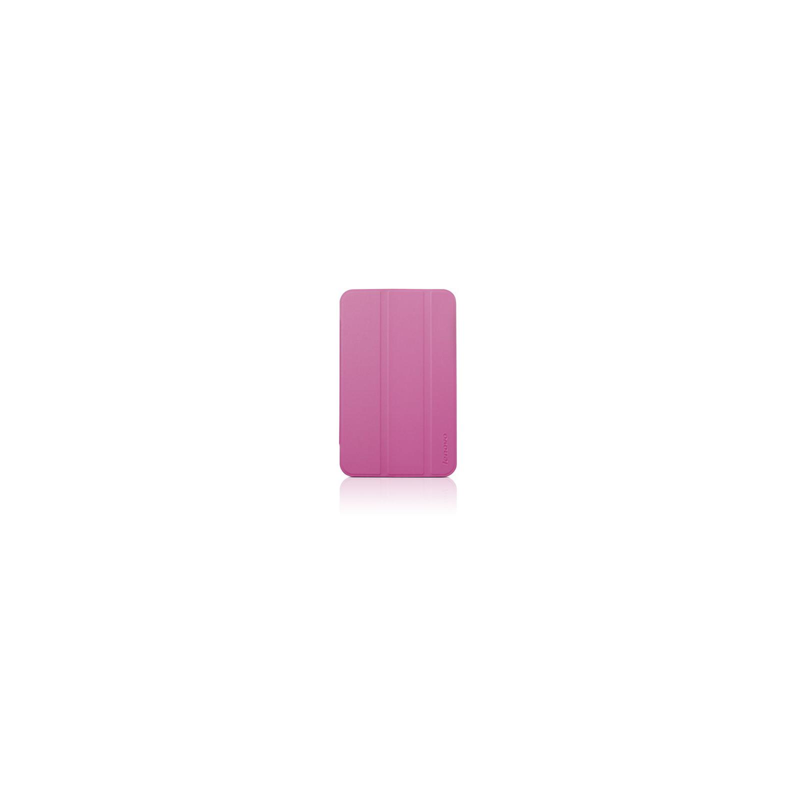 Чехол для планшета Lenovo 7 A1000 Case and film Pink (888015418)