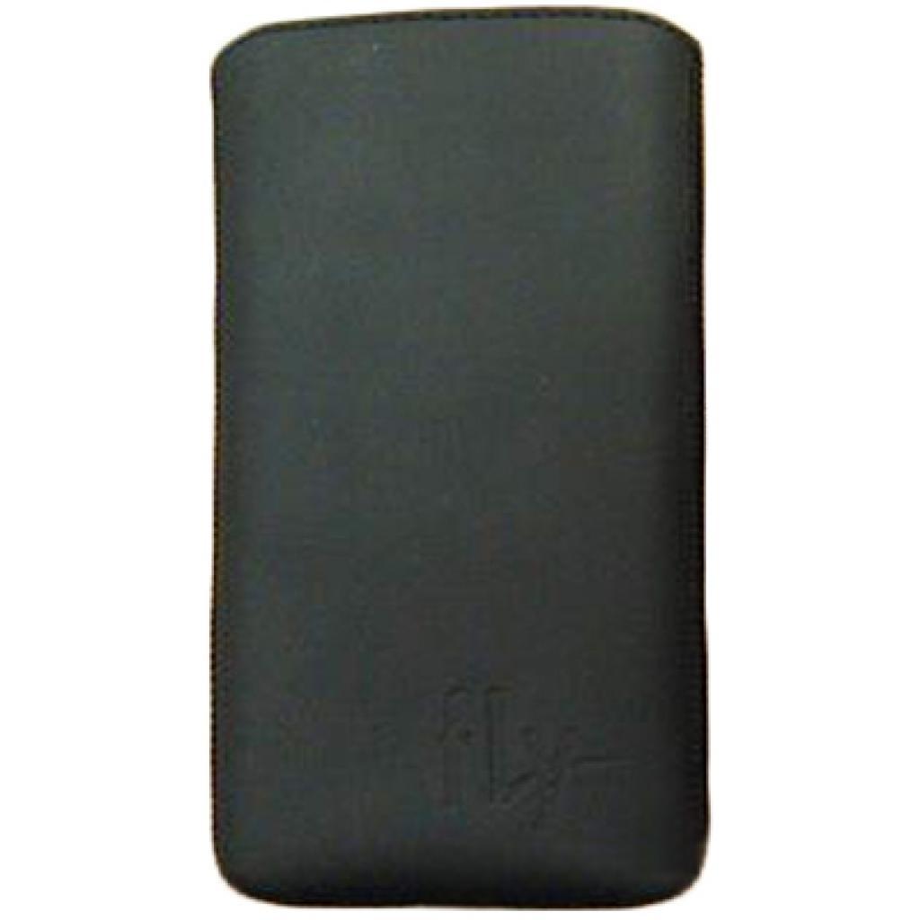 Чехол для моб. телефона ART Fly IQ445 Grand Pouch Soft Touch /black (00-00008003)