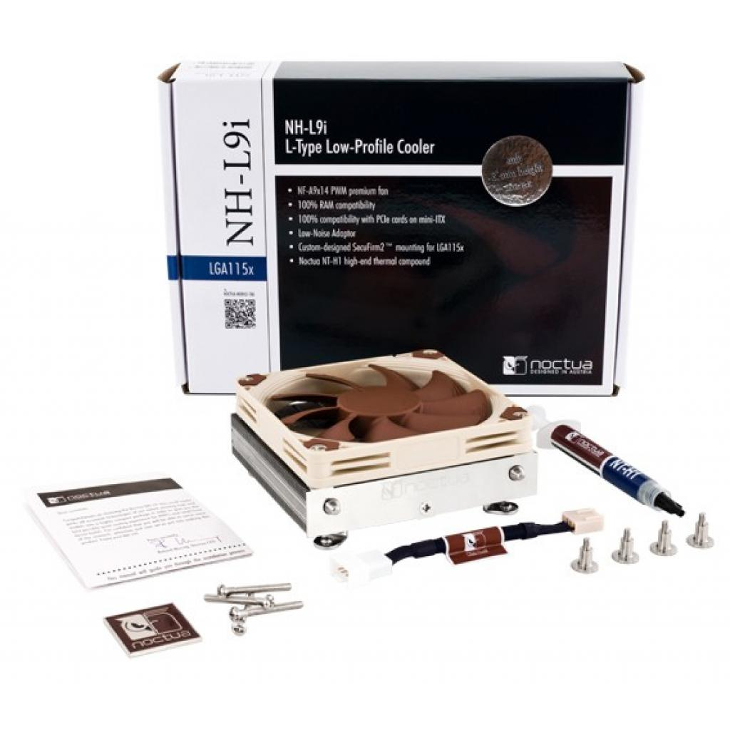 Кулер для процессора Noctua NH-L9i изображение 3