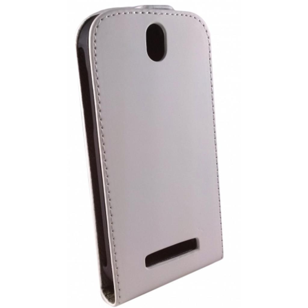 Чехол для моб. телефона GLOBAL для Samsung S7262 Galaxy Star Plus /White/Flip (1283126454554)