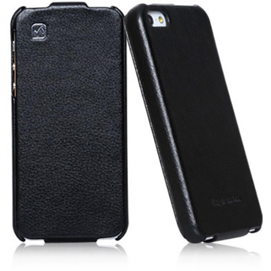 Чехол для моб. телефона HOCO для iPhone 5 /Duke (HI-L012 Black) изображение 3