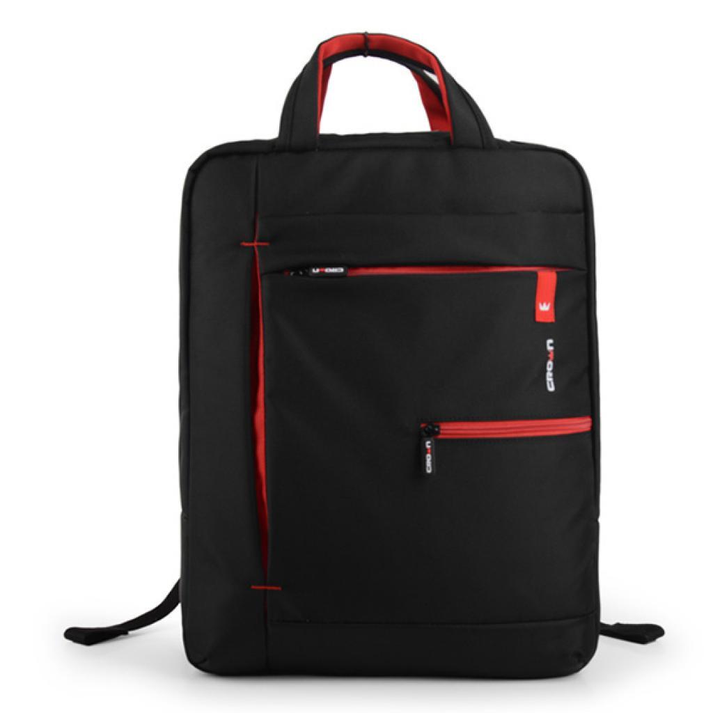 Рюкзак для ноутбука Crown 15.6 Practical Series /black (BPP5515B) изображение 2