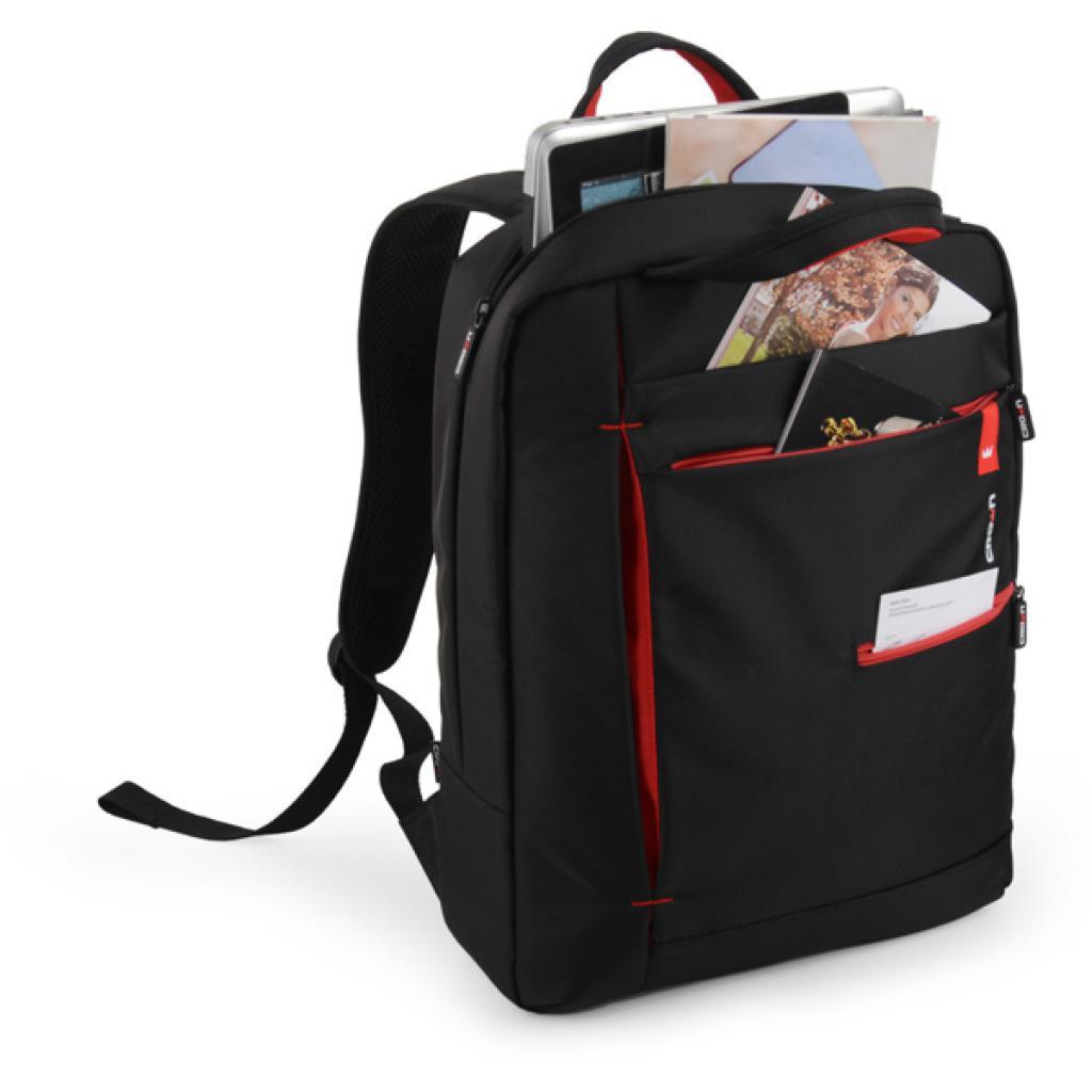 Рюкзак для ноутбука Crown 15.6 Practical Series /black (BPP5515B) изображение 3