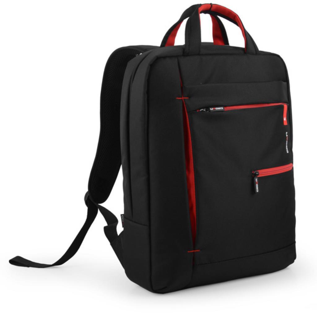 Рюкзак для ноутбука Crown 15.6 Practical Series /black (BPP5515B)