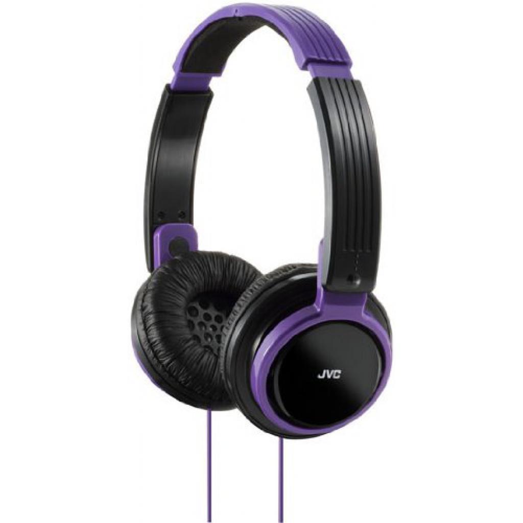 Наушники JVC HA-S200 Violet (HA-S200-V-EF)