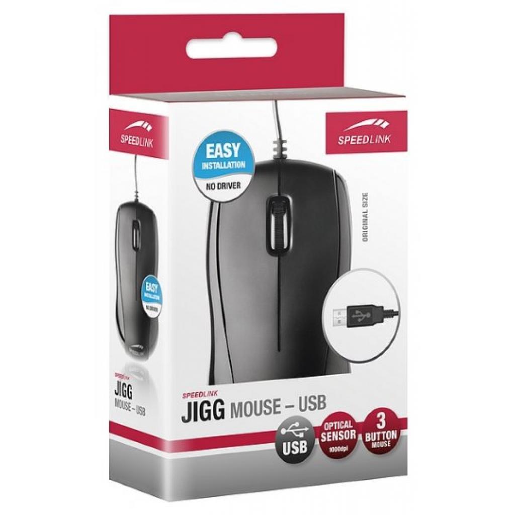 Мышка Speedlink JIGG (SL-6100-BK) изображение 2