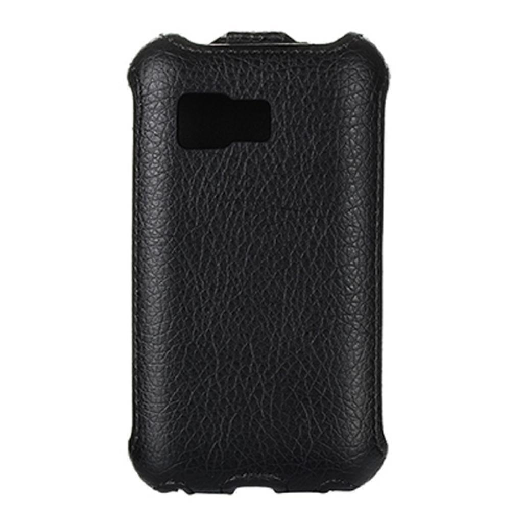 Чехол для моб. телефона Vellini для Samsung Galaxy Star 2 Duos G130E Black /Lux-flip / (2186 (218651) изображение 2