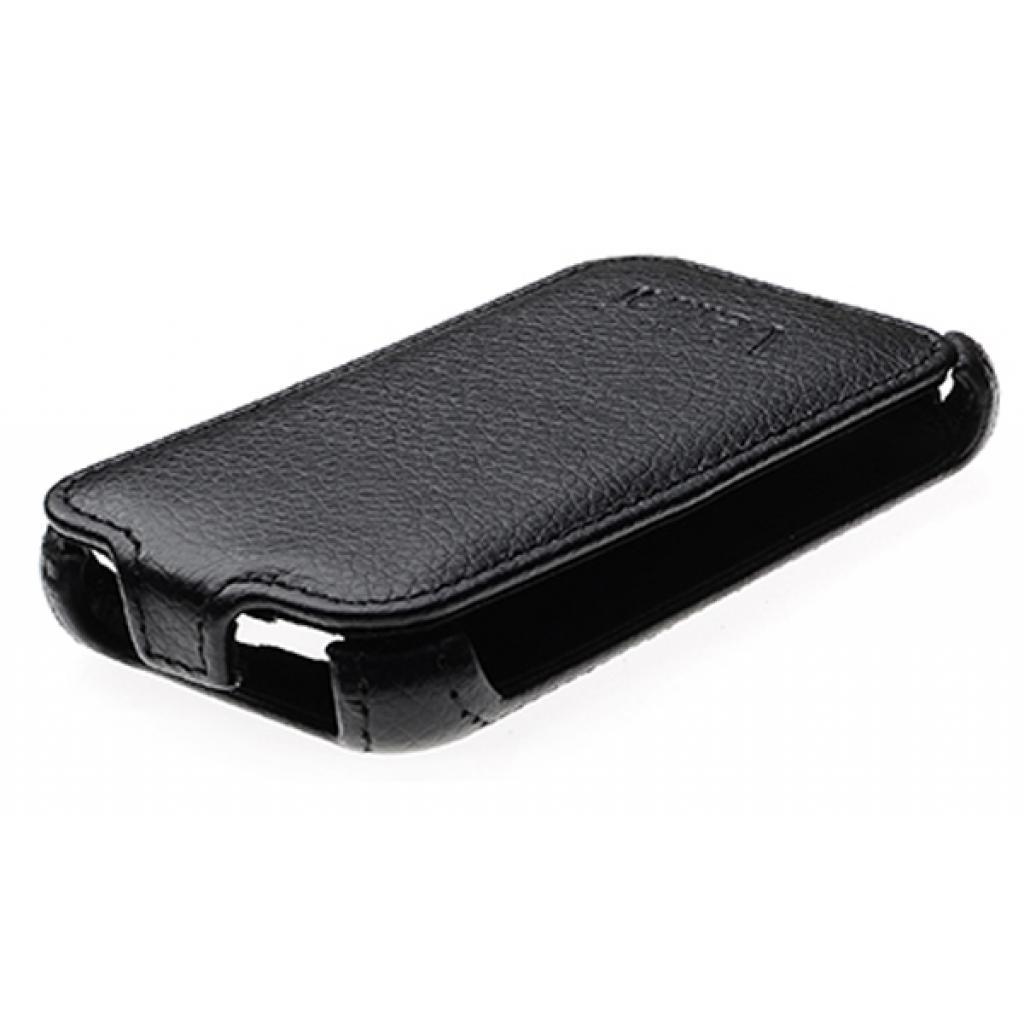 Чехол для моб. телефона Vellini для Samsung Galaxy Star 2 Duos G130E Black /Lux-flip / (2186 (218651) изображение 4