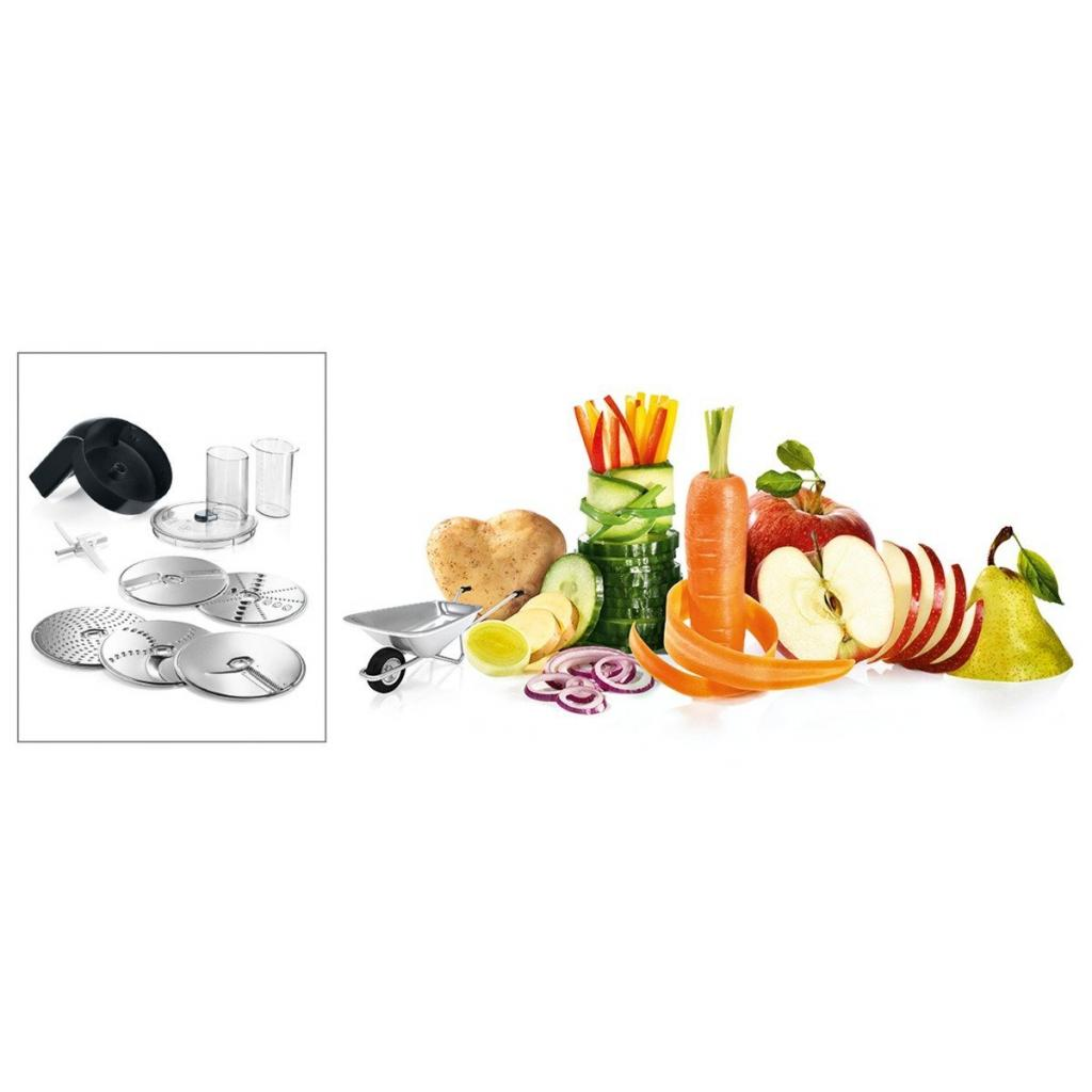 Аксессуары к кухонным комбайнам BOSCH MUZXLVL1 изображение 8
