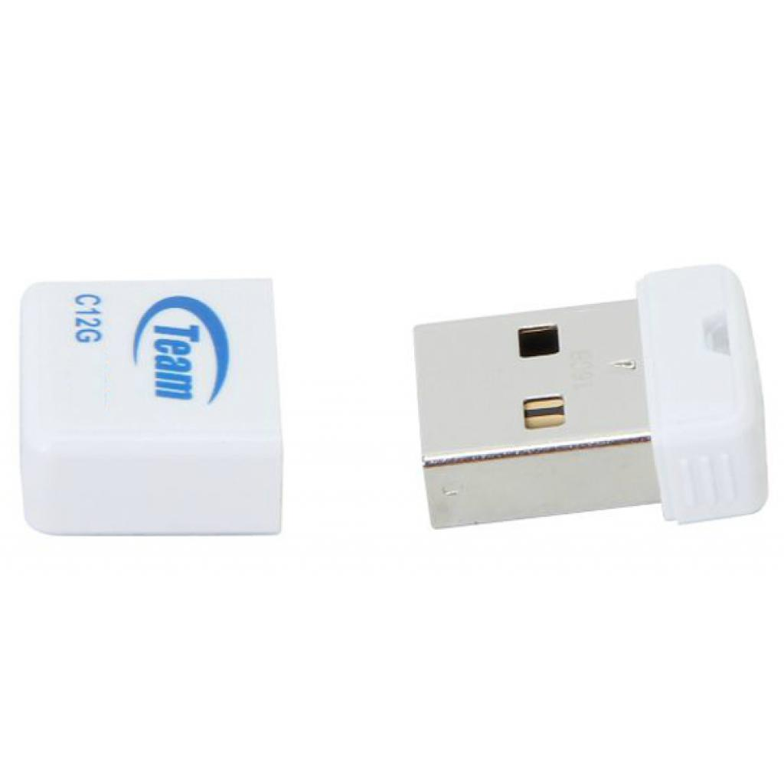 USB флеш накопитель Team 32GB C12G Black USB 2.0 (TC12G32GB01) изображение 3