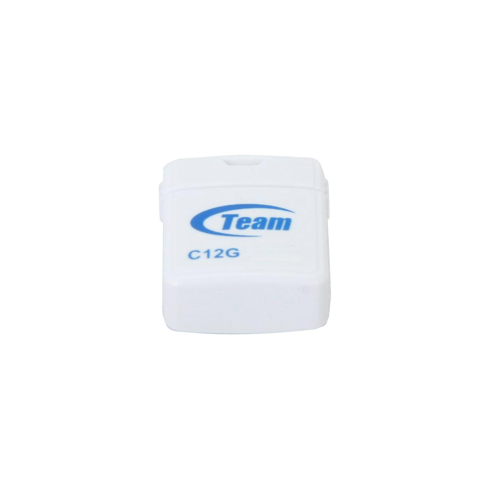 USB флеш накопитель Team 32GB C12G Black USB 2.0 (TC12G32GB01)