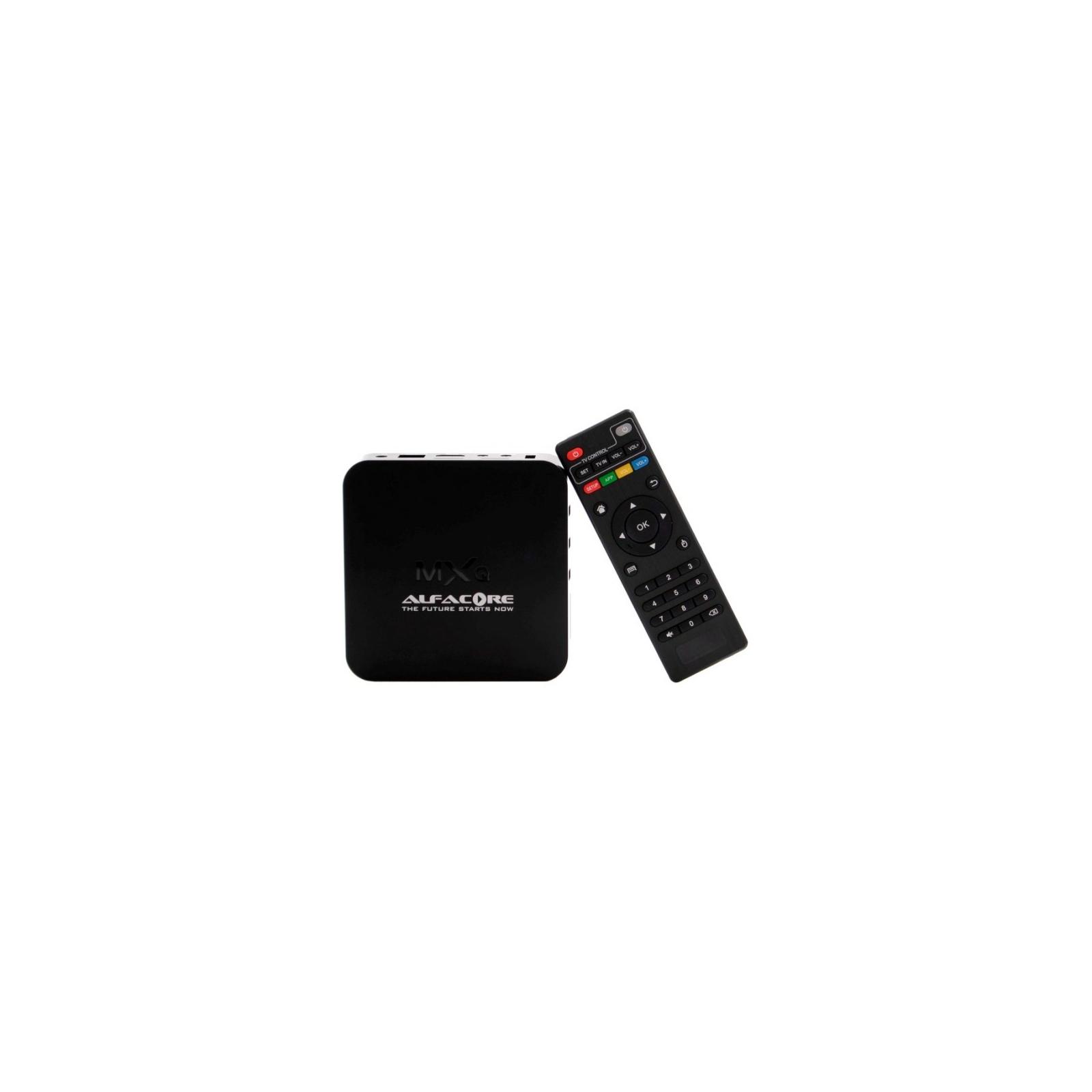 Медиаплеер Alfacore Smart TV MXQ изображение 7