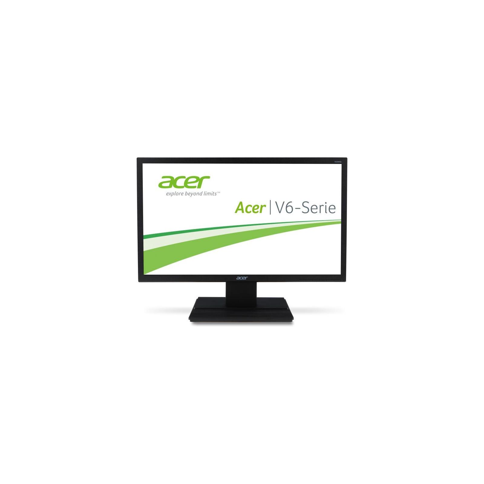 Монитор Acer V226HQLbid (UM.WV6EE.015) изображение 2