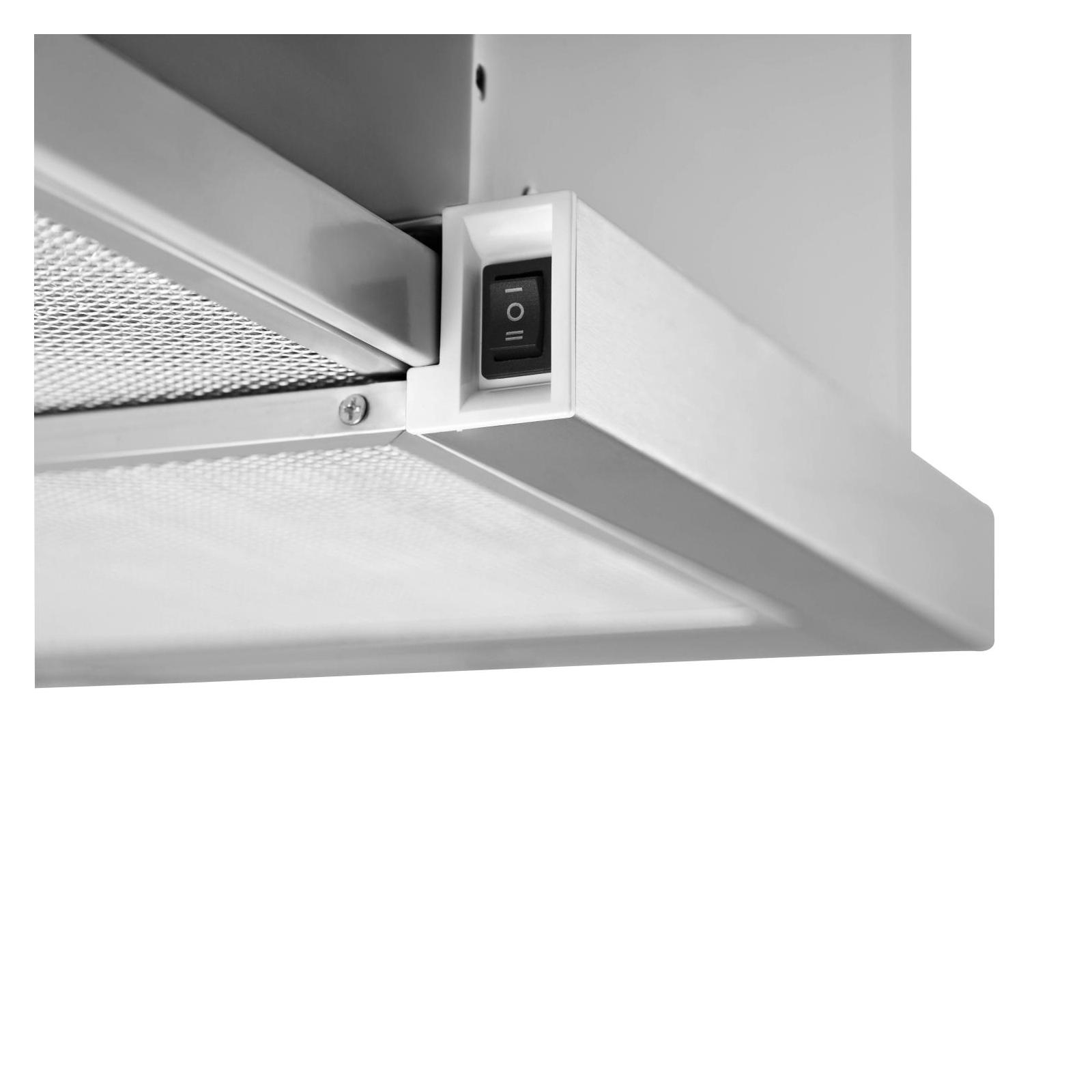 Вытяжка кухонная Borgio SLIM(R) 60 inox изображение 2