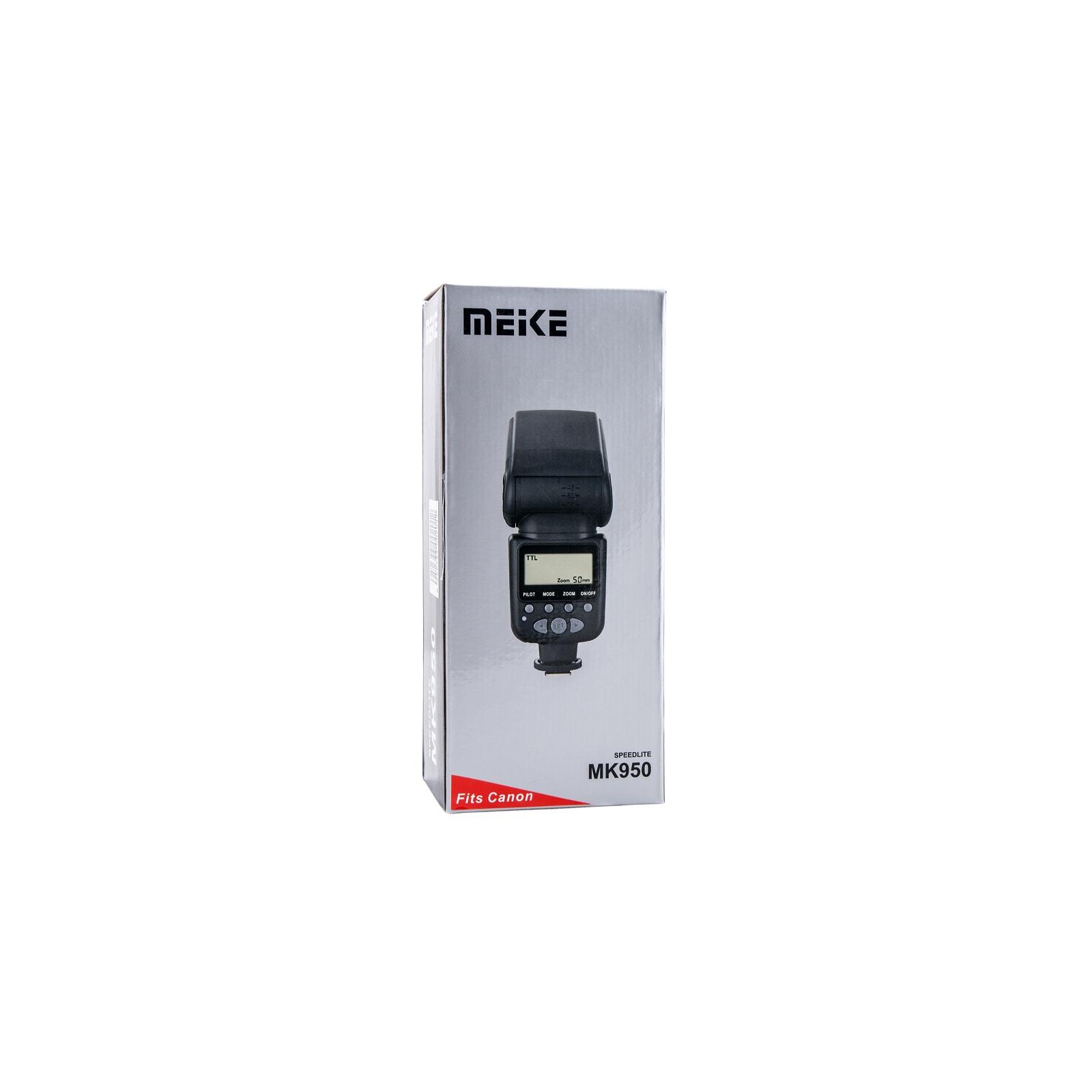 Вспышка Meike Canon 950 (SKW950C) изображение 4