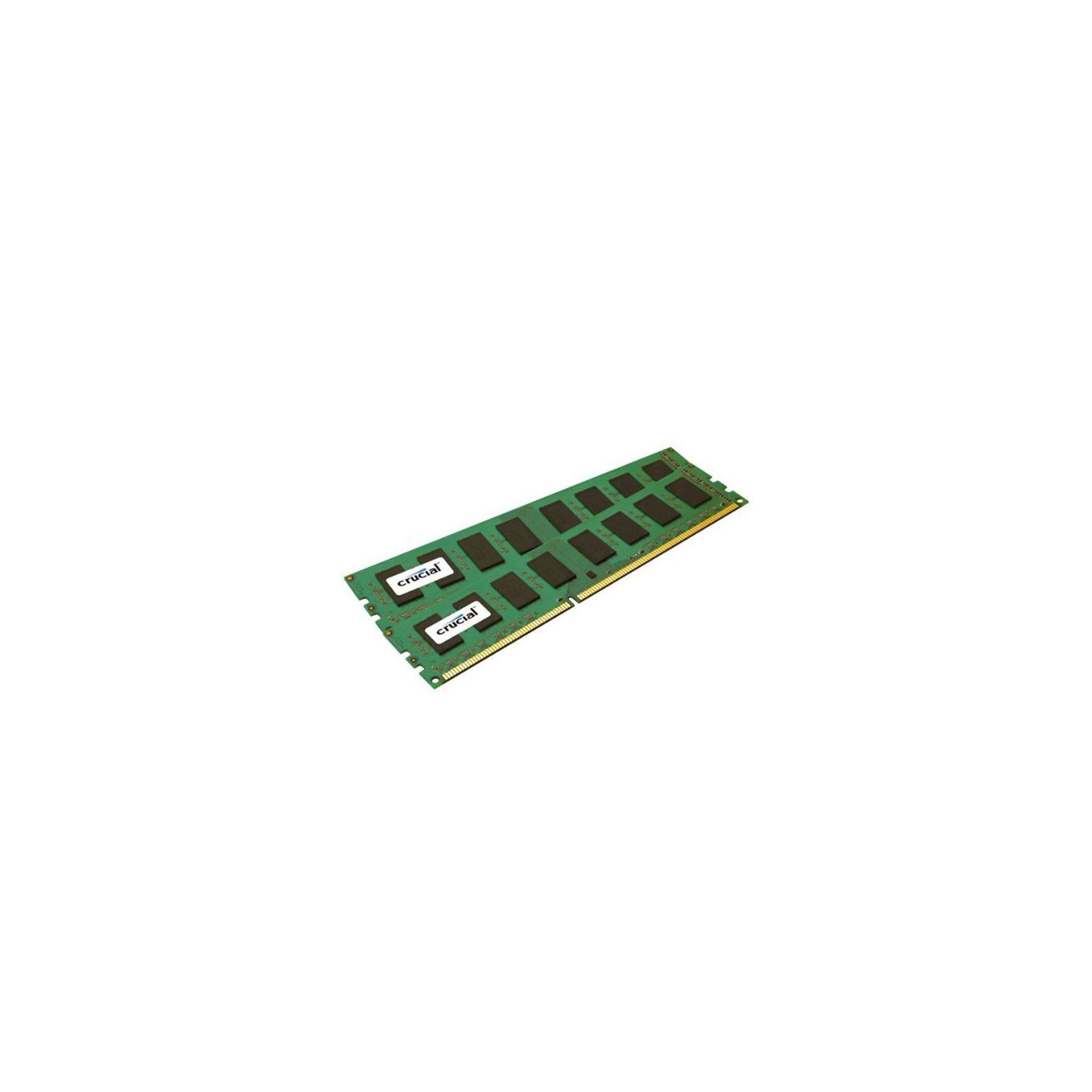 Модуль памяти для компьютера DDR3 16GB (2x8GB) 1600 MHz MICRON (CT2KIT102464BA160B)