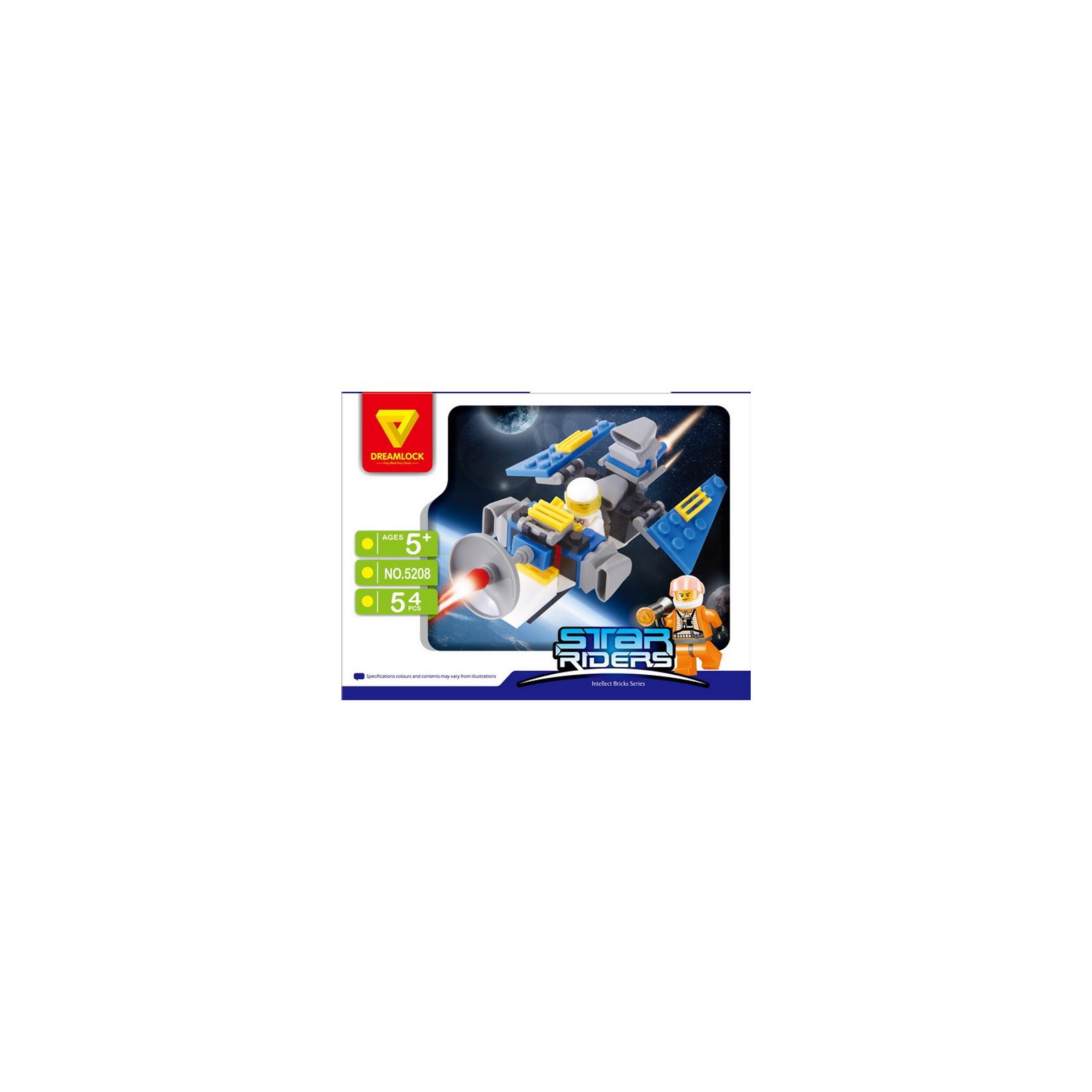 Конструктор Dreamlock Звездные всадники Космический истребитель (5208)