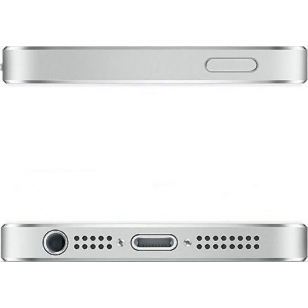 Мобильный телефон Apple iPhone 5S 16Gb Silver Original factory refurbished (FE433UA/A) изображение 4