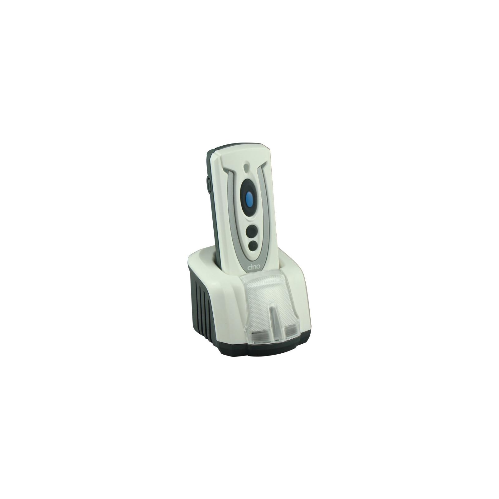 Сканер штрих-кода CINO PF680BT-ISS Ivory (9532) изображение 3