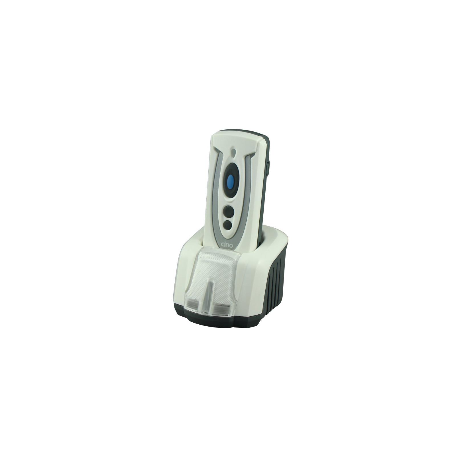Сканер штрих-кода CINO PF680BT-ISS Ivory (9532)