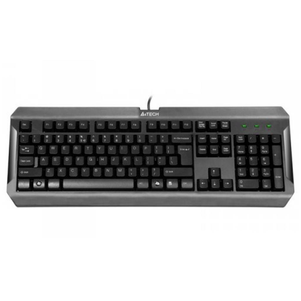 Клавиатура A4-tech K-100 USB (Black)
