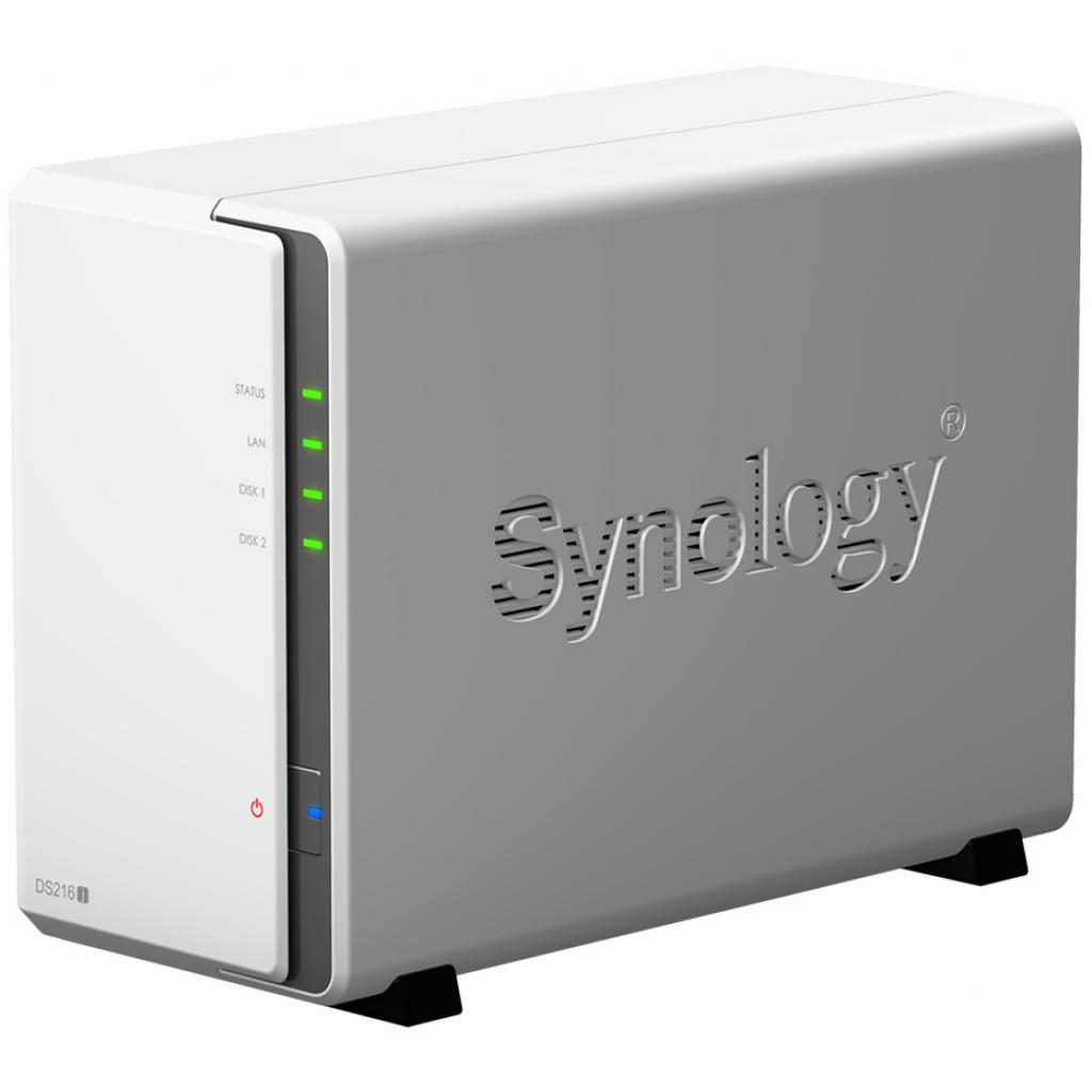 NAS Synology DS216J изображение 3