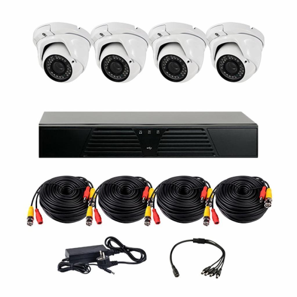 Комплект видеонаблюдения CoVi HVK-3006 AHD PRO KIT