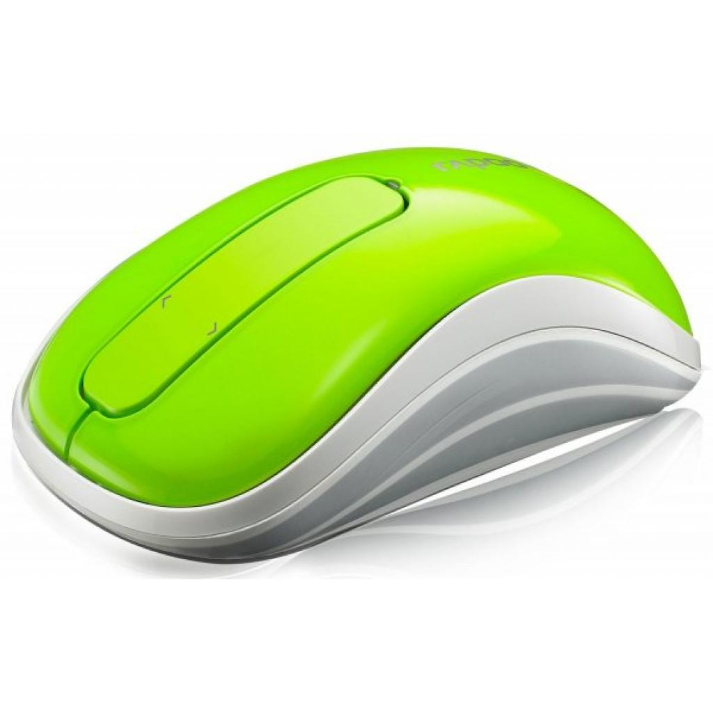 Мышка Rapoo Touch Mouse T120p Green