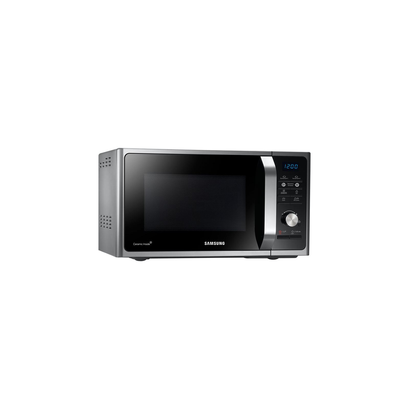 Микроволновая печь Samsung MS 23 F 302 TAK/BW (MS23F302TAK/BW) изображение 3