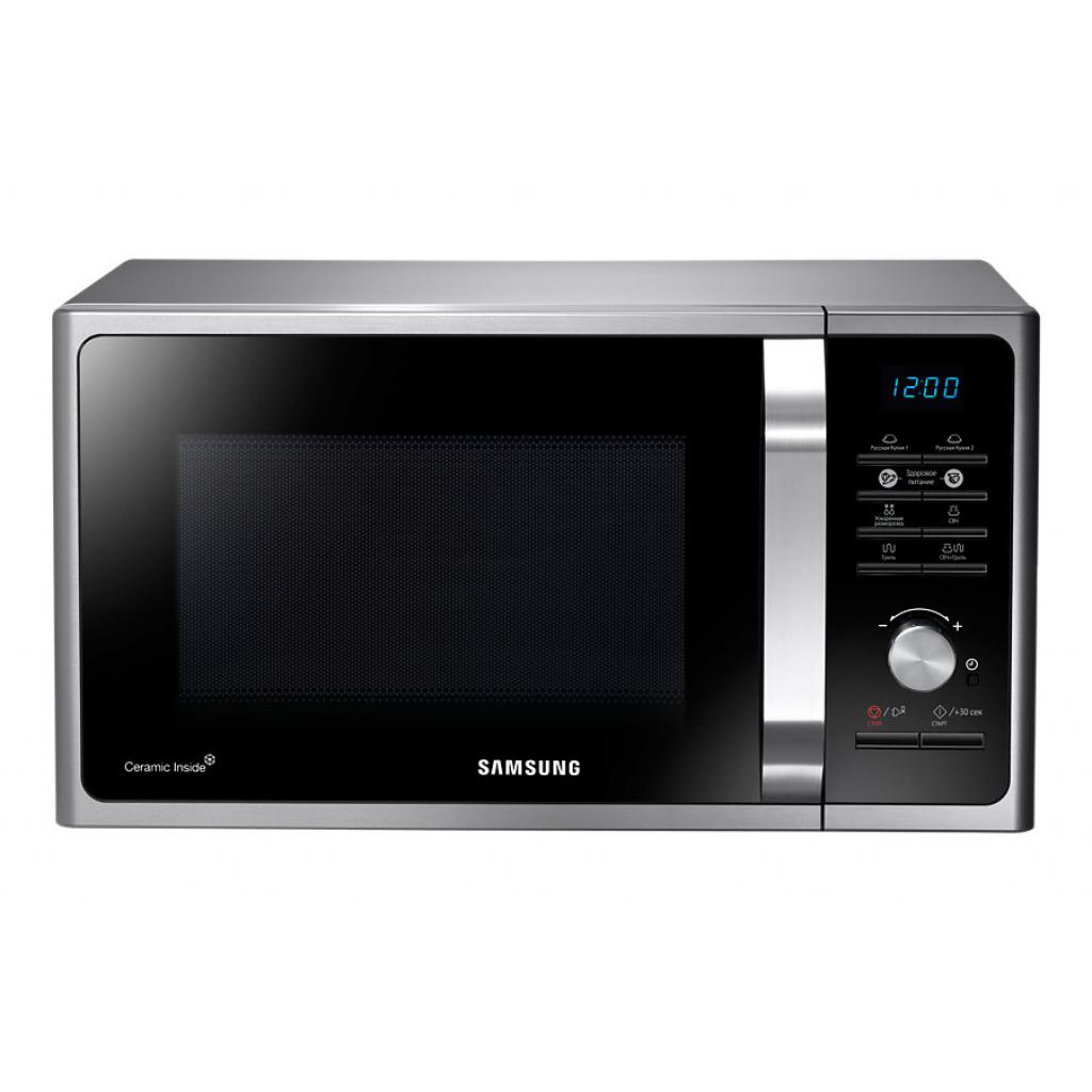 Микроволновая печь Samsung MS 23 F 302 TAK/BW (MS23F302TAK/BW)
