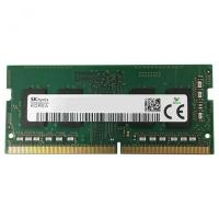 Модуль памяти для ноутбука SoDIMM DDR4 4GB 2400 MHz Hynix (HMA851S6AFR6N-UH)
