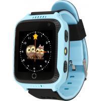 Смарт-часы ATRIX Smart Watch iQ600 GPS Blue