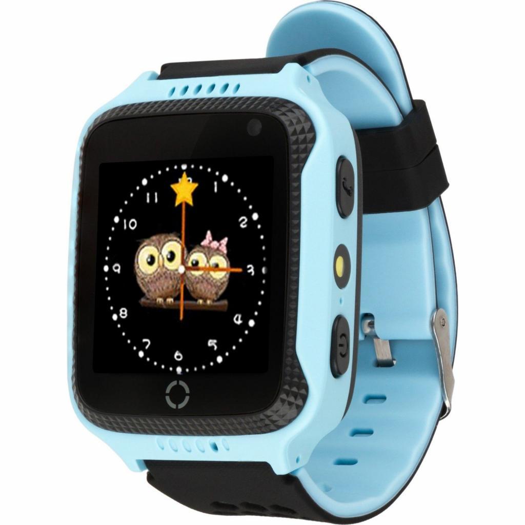 Смарт-годинник ATRIX Smart Watch iQ600 GPS Blue ціни в Києві та ... 18c5ac0a2b2b7