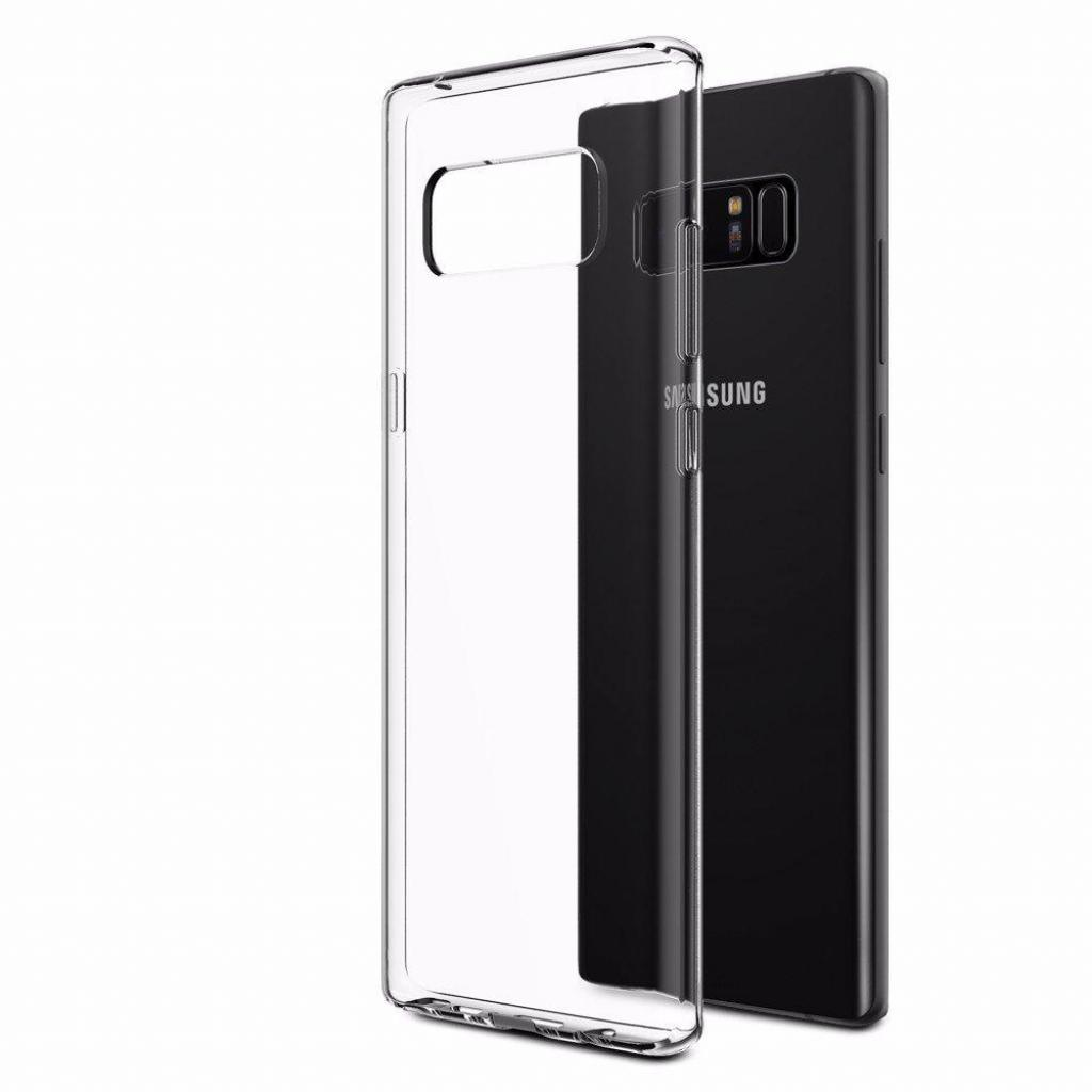 Чехол для моб. телефона SmartCase Samsung Galaxy Note 8 / SM-N950 TPU Clear (SC-GN8) изображение 6