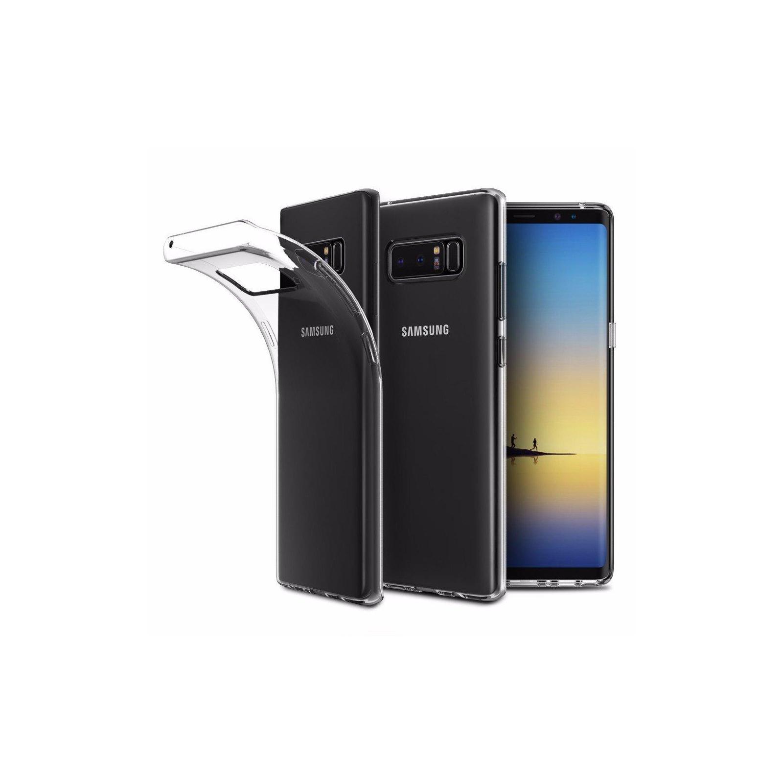 Чехол для моб. телефона SmartCase Samsung Galaxy Note 8 / SM-N950 TPU Clear (SC-GN8)