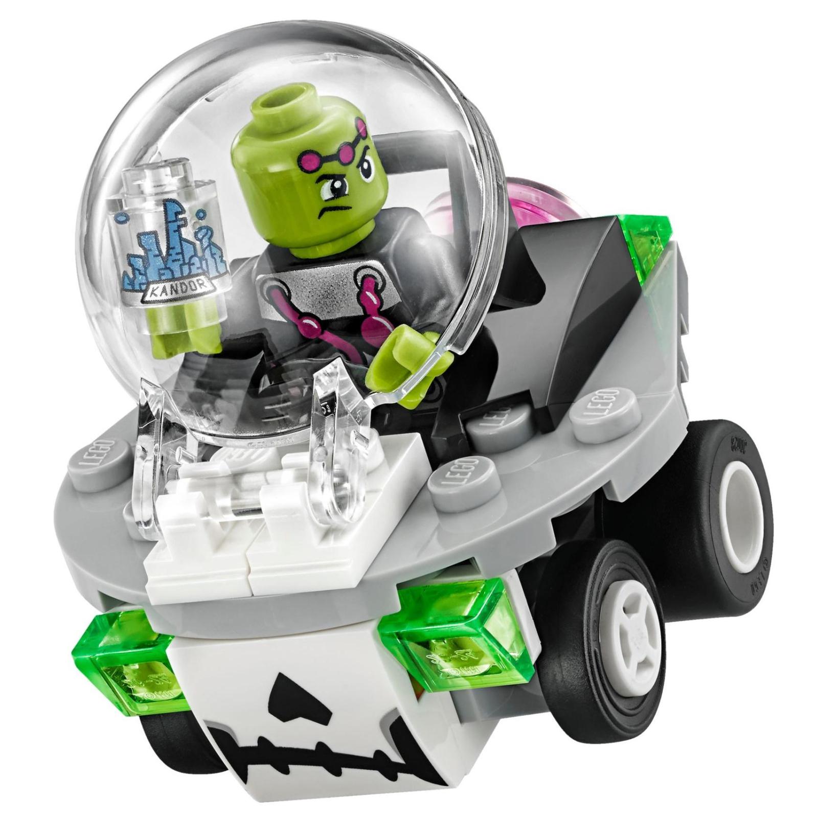 Конструктор LEGO Super Heroes Mighty Micros: Супердевушка против Брейниака (76094) изображение 3