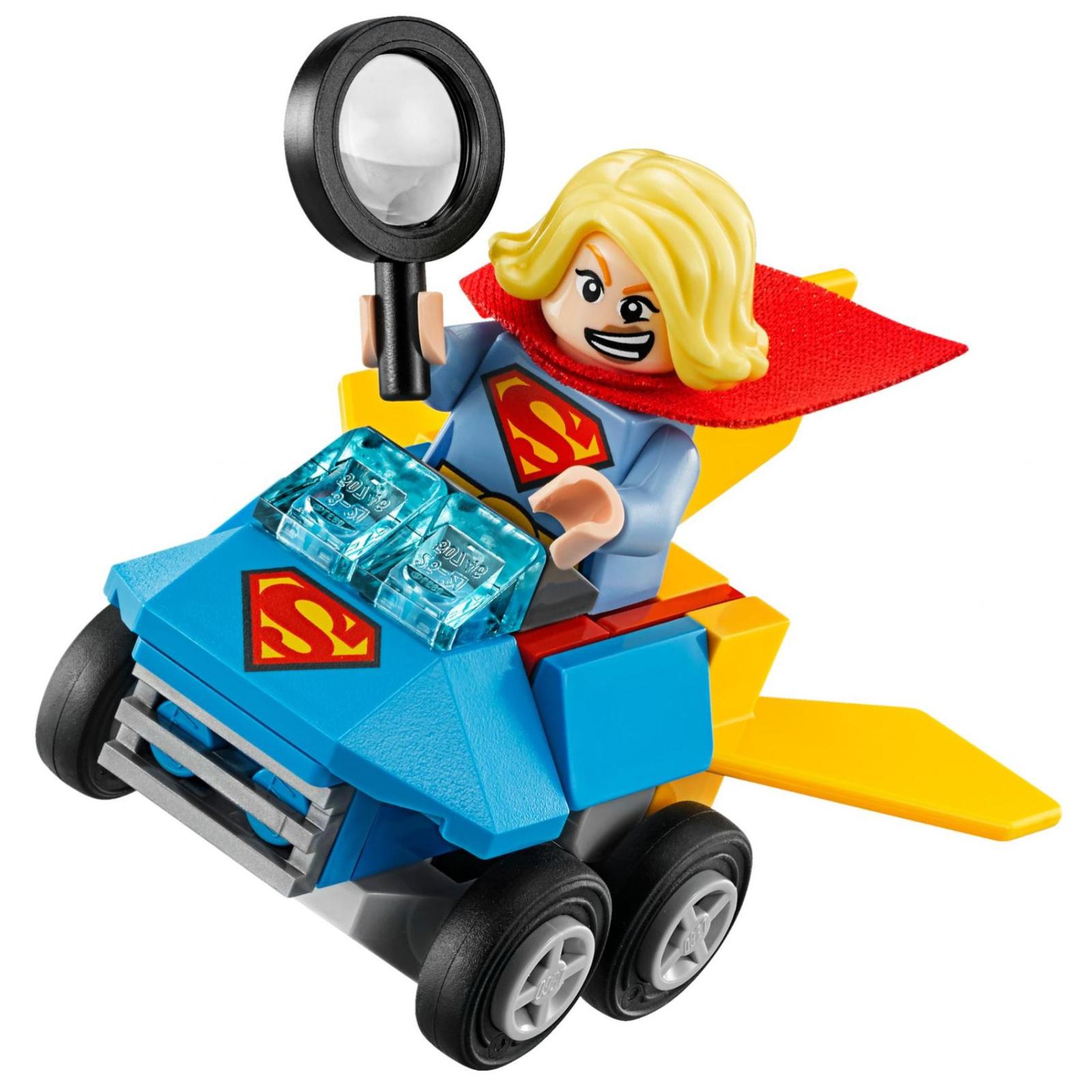 Конструктор LEGO Super Heroes Mighty Micros: Супердевушка против Брейниака (76094) изображение 4