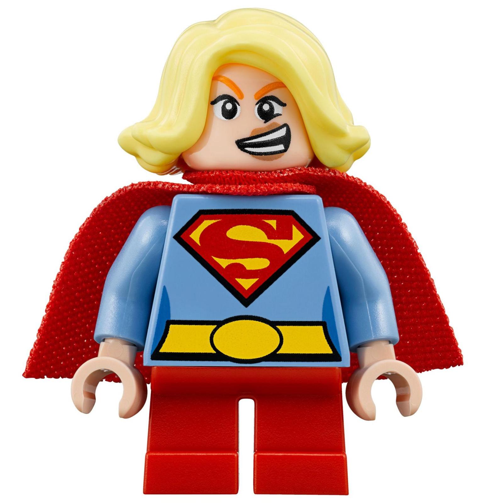 Конструктор LEGO Super Heroes Mighty Micros: Супердевушка против Брейниака (76094) изображение 5