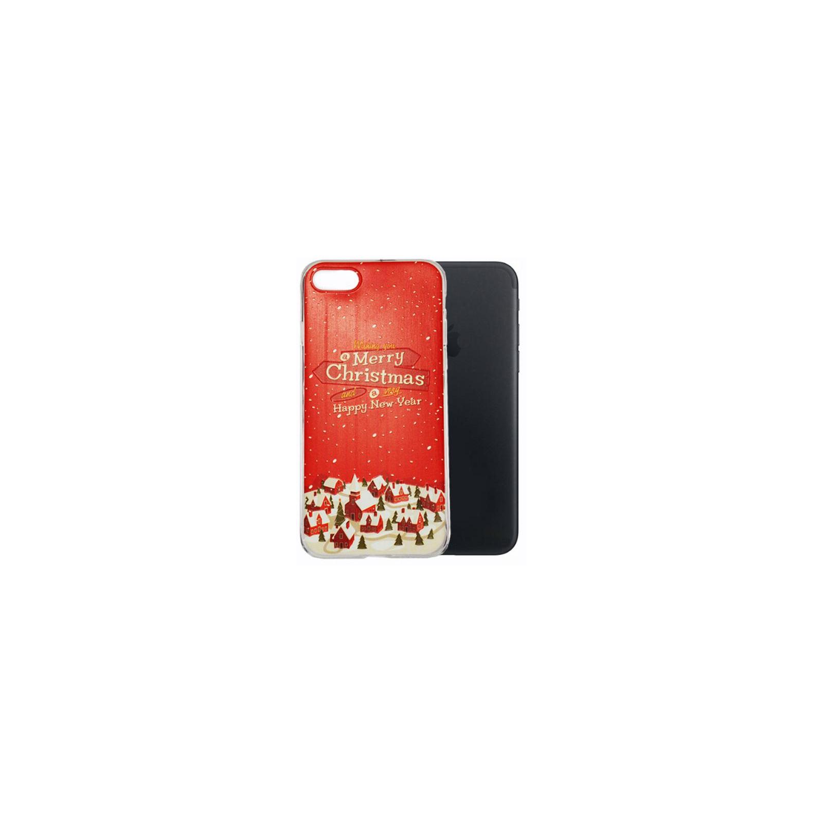 Чехол для моб. телефона Colorway ultrathin TPU case for Apple iPhone 7, pic. Е144 (CW-CTPAI7-TRH) изображение 4
