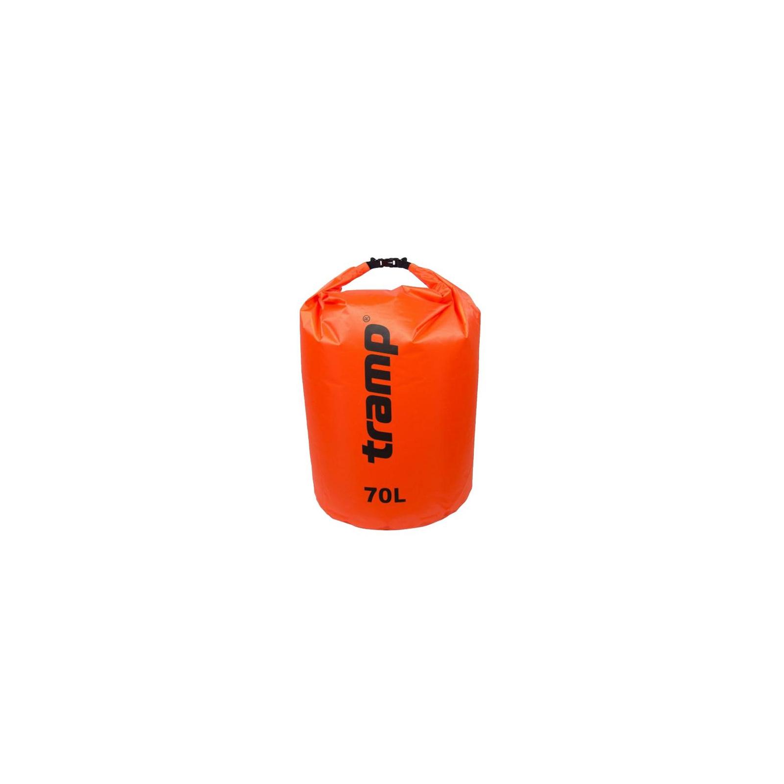 Гермомешок Tramp PVC Diamond Rip-Stop оранжевый 70л (TRA-209-orange)
