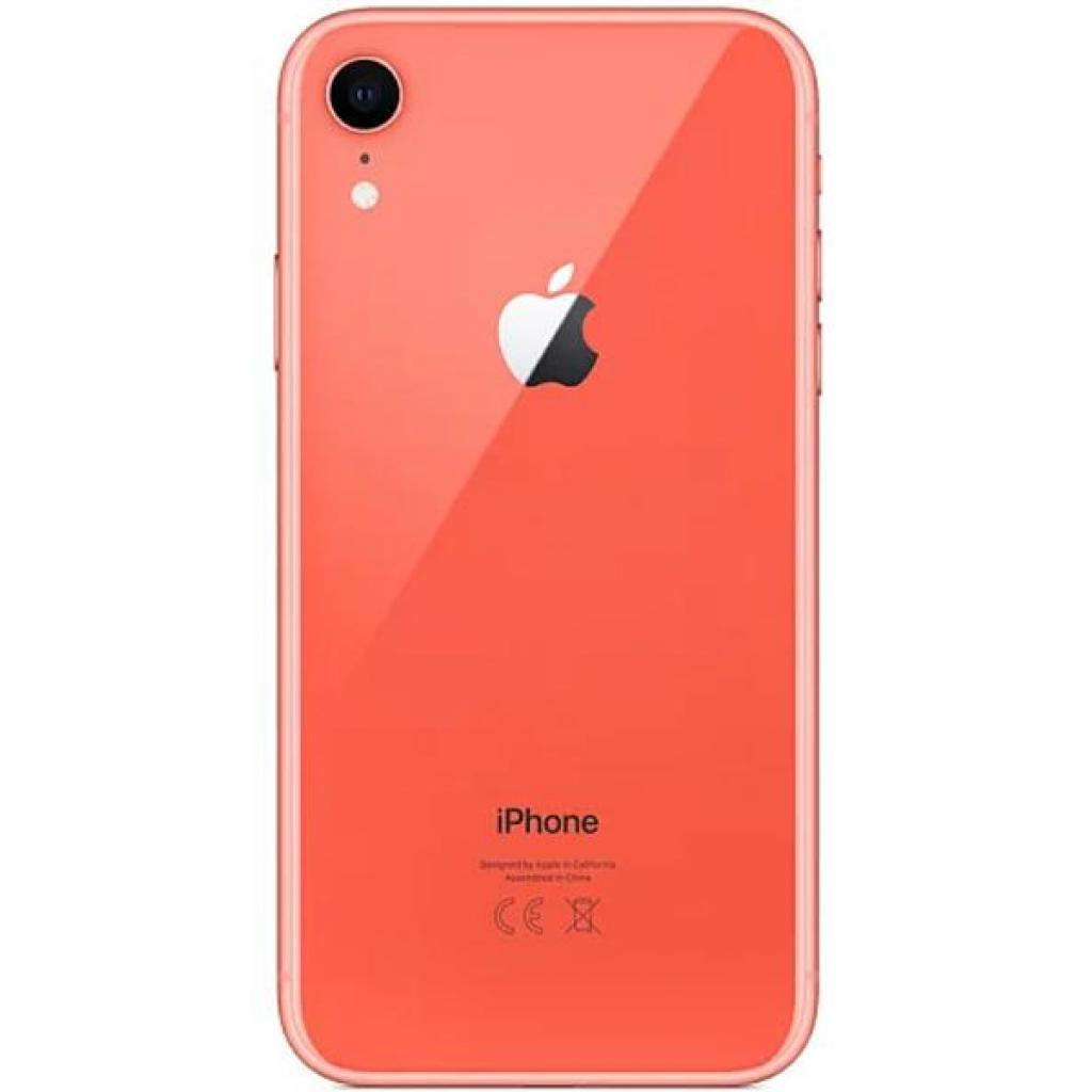 Мобильный телефон Apple iPhone XR 256Gb Coral изображение 2