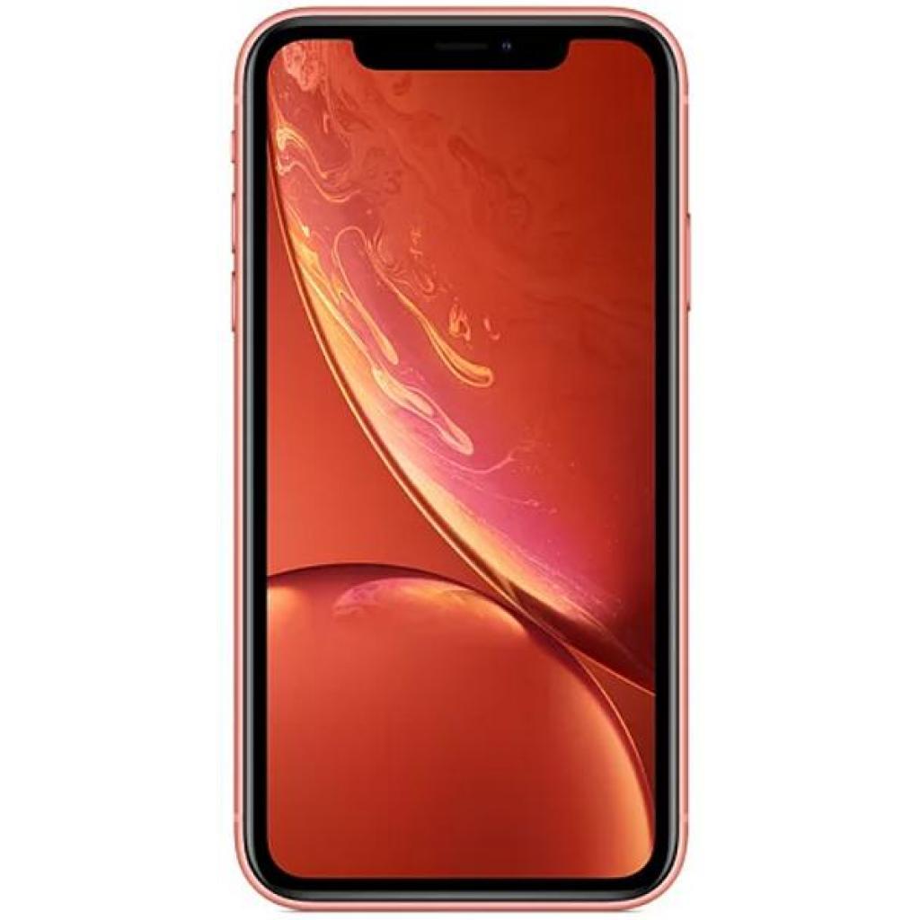 Мобильный телефон Apple iPhone XR 256Gb Coral