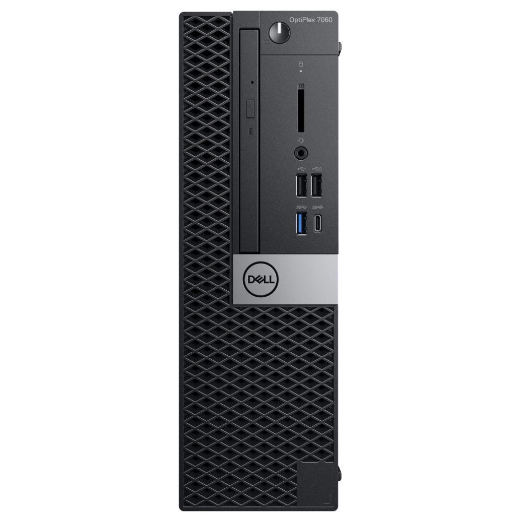 Компьютер Dell OptiPlex 7060 SFF (N041O7060SFF_P) изображение 2