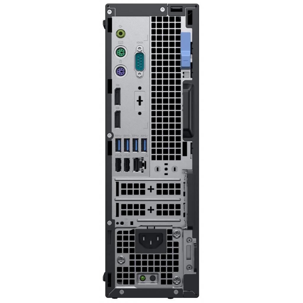 Компьютер Dell OptiPlex 7060 SFF (N041O7060SFF_P) изображение 4
