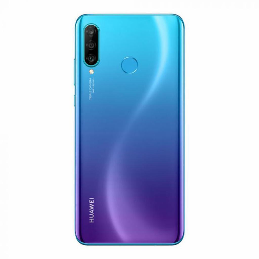 Мобильный телефон Huawei P30 Lite 4/128GB Peacock Blue (51093PUU) изображение 2