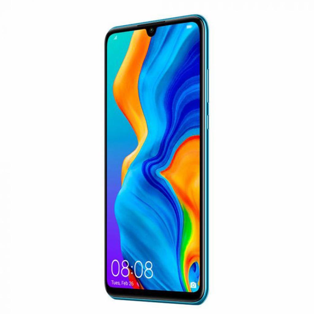 Мобильный телефон Huawei P30 Lite 4/128GB Peacock Blue (51093PUU) изображение 4