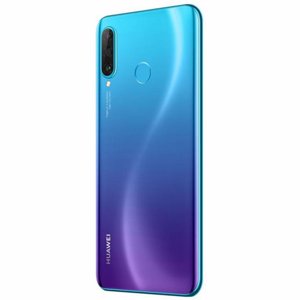 Мобильный телефон Huawei P30 Lite 4/128GB Peacock Blue (51093PUU) изображение 5