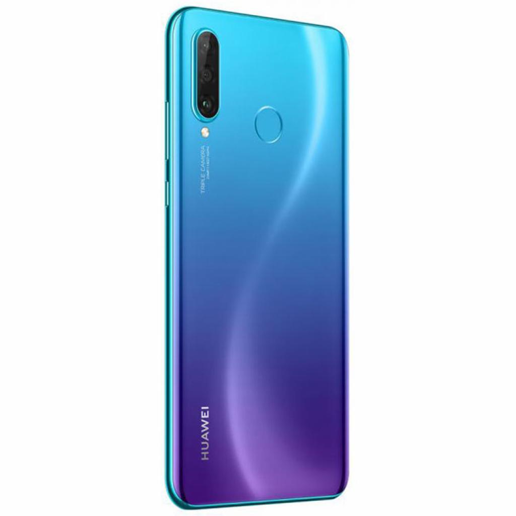Мобильный телефон Huawei P30 Lite 4/128GB Peacock Blue (51093PUU) изображение 6