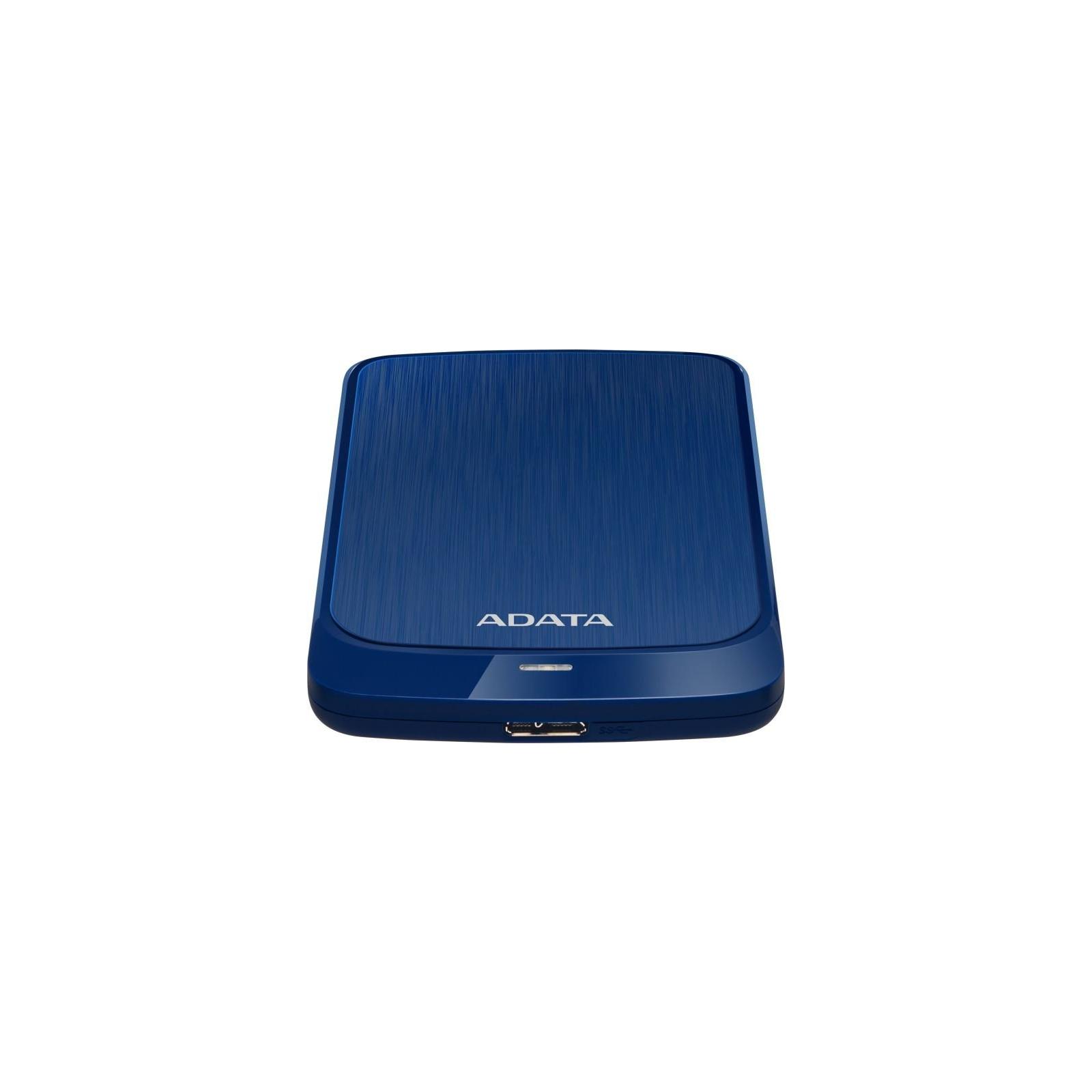 """Внешний жесткий диск 2.5"""" 2TB ADATA (AHV320-2TU31-CBL) изображение 4"""
